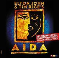 Cover Musical - Aida [Das Original aus dem Colosseum Theater Essen]